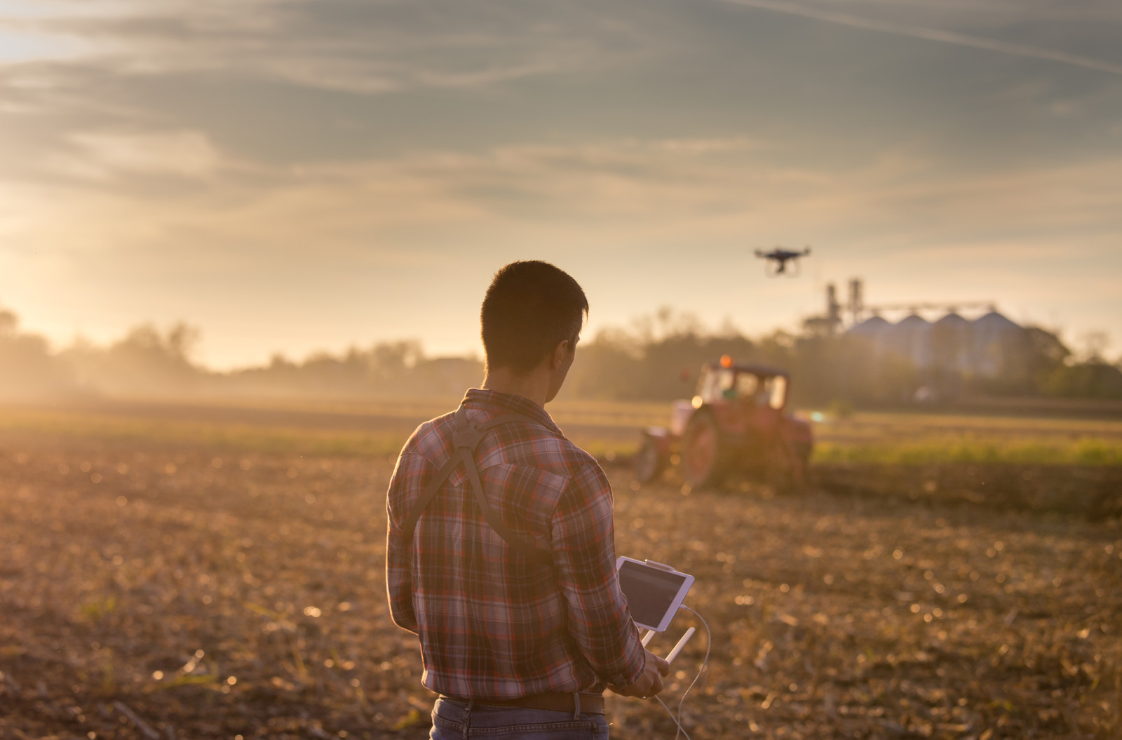 Modern Crop Management Tips Part 1: Hyperspectral Imaging and Precision Agriculture
